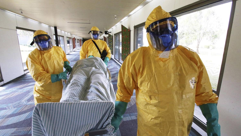 Вспышка Эболы в Конго набирает обороты: ВОЗ созывает комитет по чрезвычайным ситуациям
