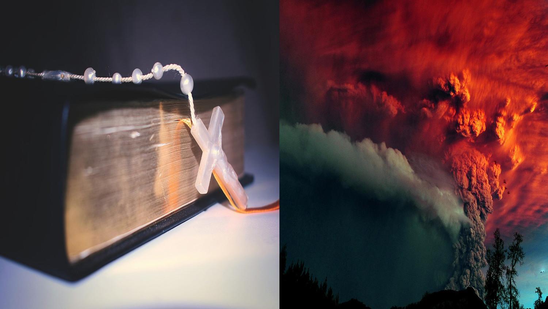 Раввин заявил, что в Библии говорится об извержении супервулкана Йеллоустоун