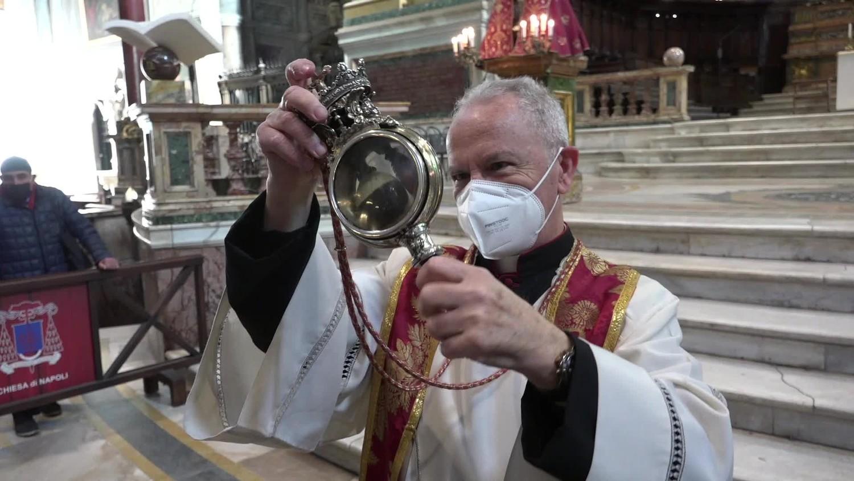 В Италии не произошло Чудо Святого Януария: говорит ли это о скорой катастрофе