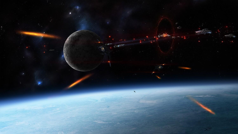 США готовятся к войне в космосе, «вооружая» спутники ИИ