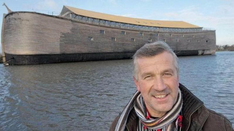 В Нидерландах появилась точная копия Ноева ковчега