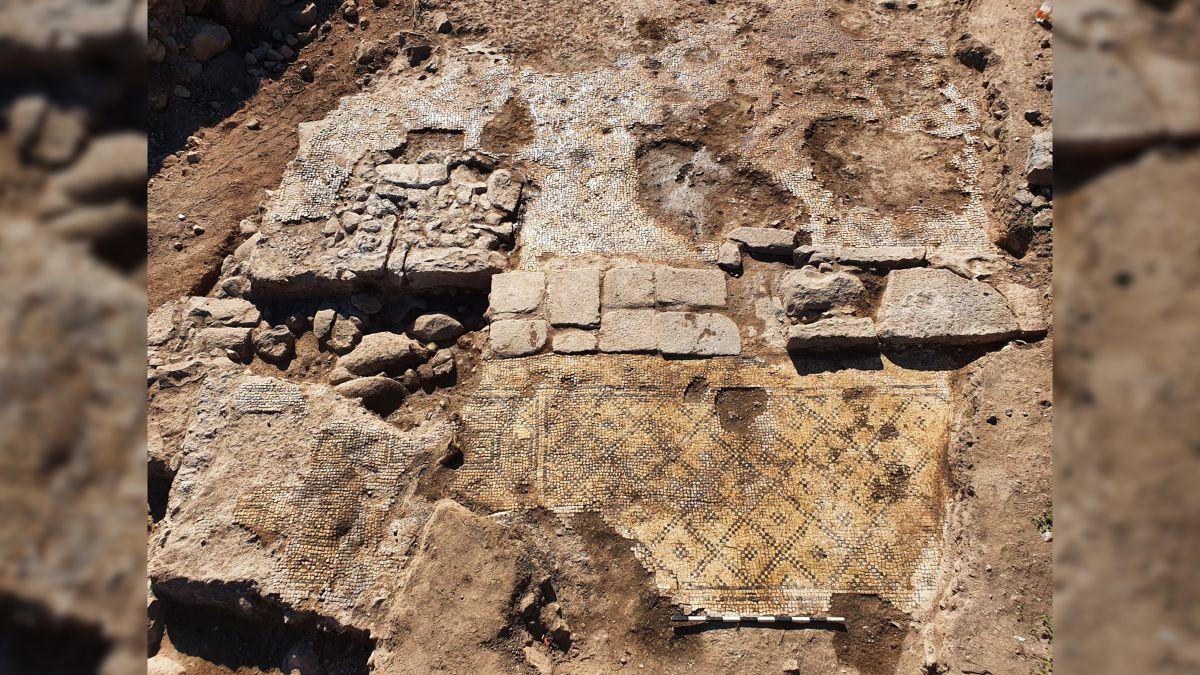 В Израиле обнаружена 1500-летняя табличка с упоминанием Иисуса Христа