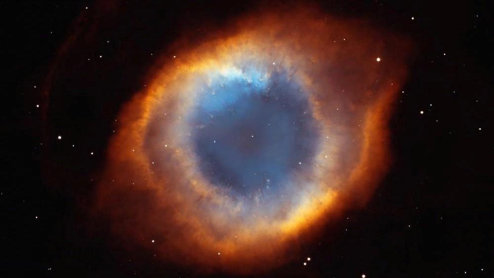 «Глаз Бога»: НАСА опубликовало фантастическое фото