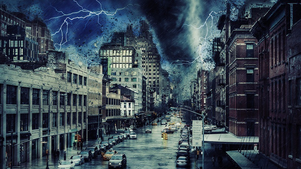 Ученые: через несколько месяцев на Москву обрушатся торнадо