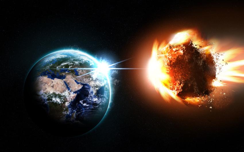 Сторонники теории заговора против НАСА. Мир прекратит существование через четыре недели?