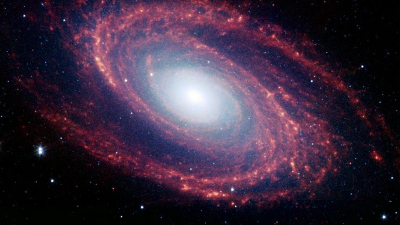 Таинственные инфракрасные вспышки из далекой галактики озадачили ученых