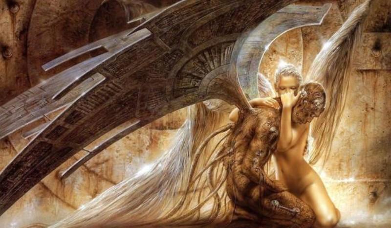 История падших Ангелов согласно книге Еноха