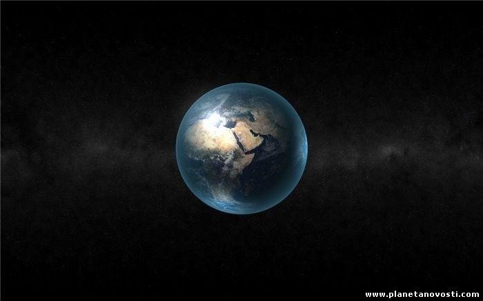 Земля — прощай! Что бы вы увидели, покидая родную планету?