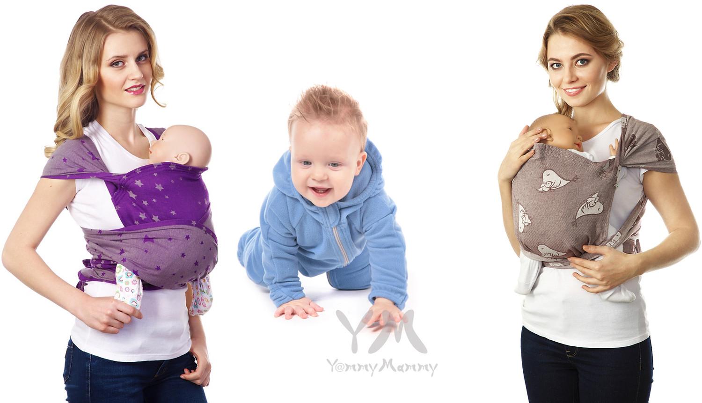Май слинг для новорожденных: основные преимущества