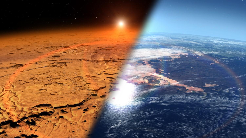 Ученые NASA сообщили, что пришельцы прячутся в недрах Марса