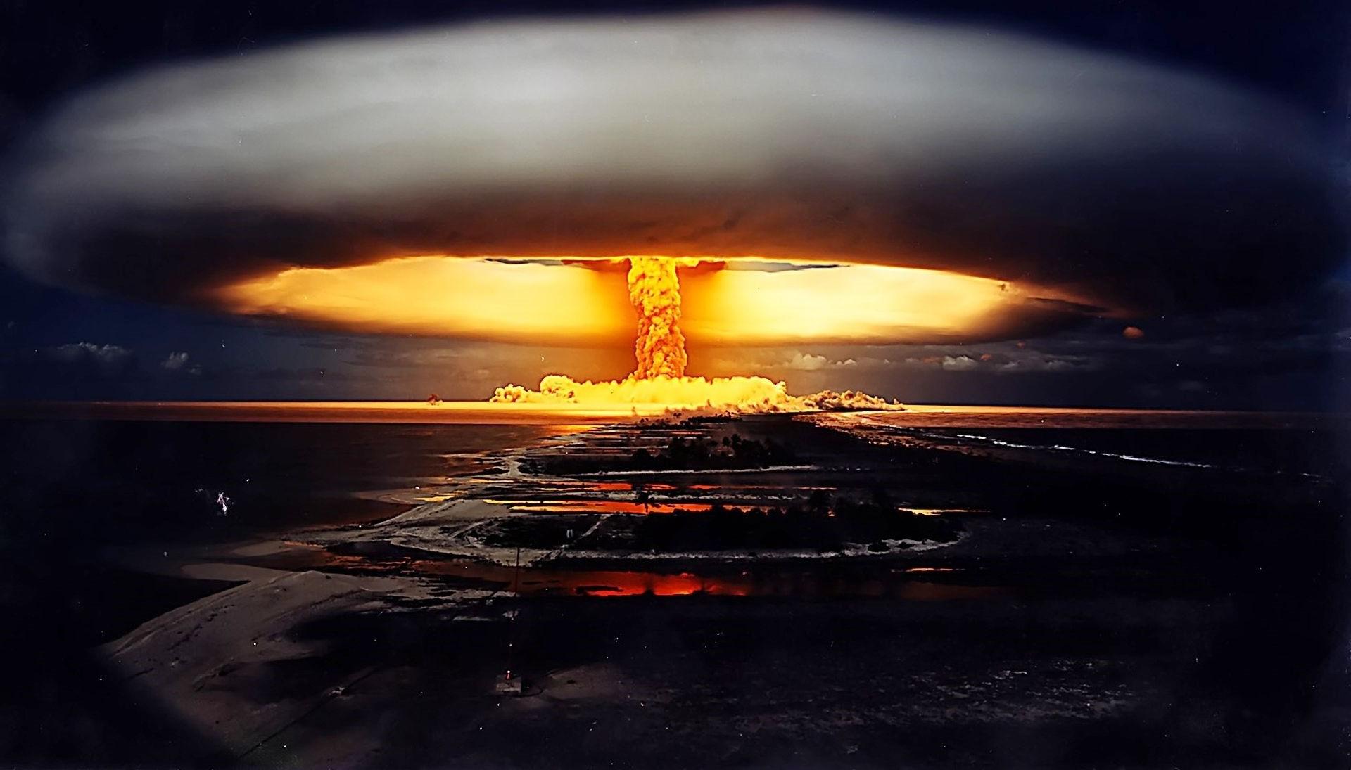 В Великобритании готовятся к ядерному Апокалипсису