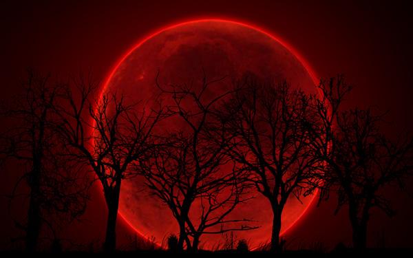 8 октября ожидается второе затмение из тетрады Кровавых лун в 2014-2015 гг