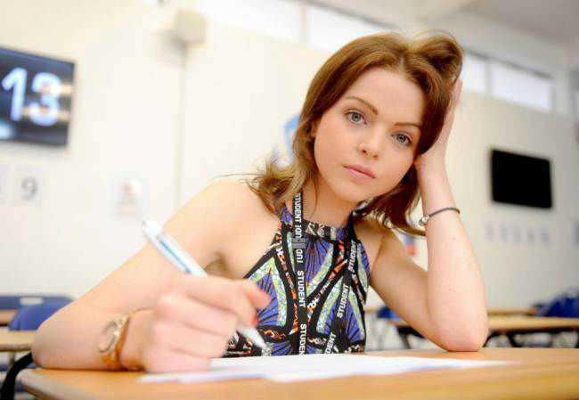 Экзамены стали для студентки смертельным испытанием