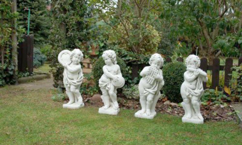 Садово-парковая скульптура – декор со смыслом