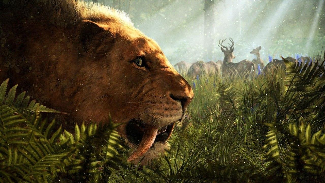 В Германии нашли останки древнего саблезубого тигра