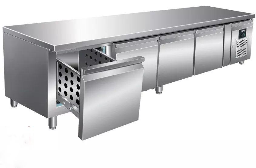 Холодильные столы: необходимое оборудование для пищевой промышленности