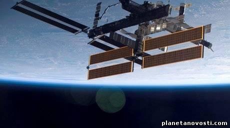 Экипаж с российскими космонавтами приземлится в Казахстане