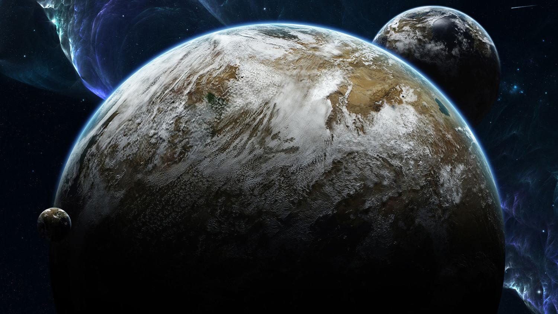 НАСА обнаружило недалеко от Земли звездную систему с 60 планетами