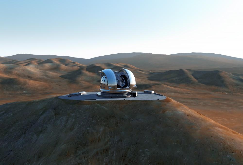 Live-трансляция взрыва горы для установки на ней гигантского телескопа