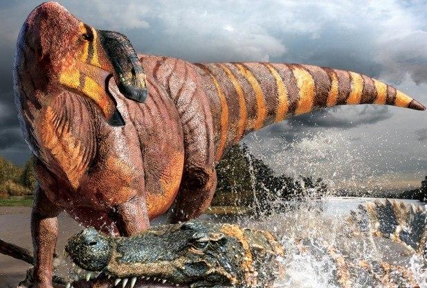 Палеонтологи нашли новый вид гадрозавра