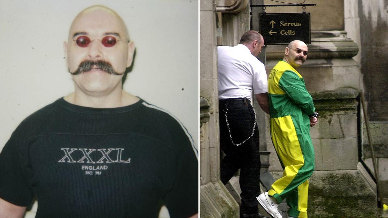 Самый жестокий заключенный Британии выйдет на свободу в 2021 году