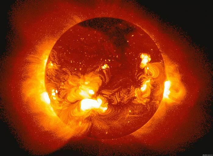 В пятницу Землю накроет магнитной бурей