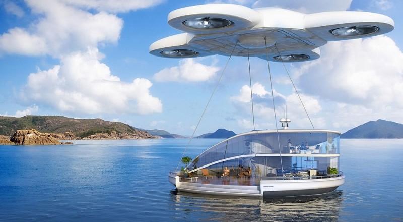 К 2116 году люди будет жить под землей и водой