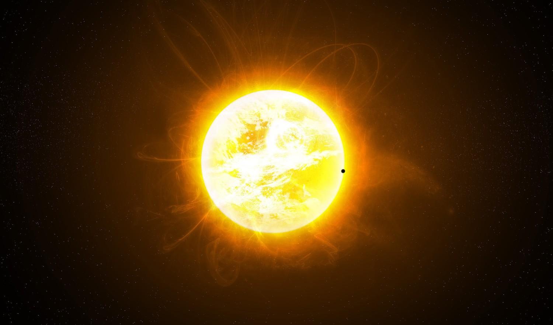 В Германии ученые получили свет как 10 000 солнц