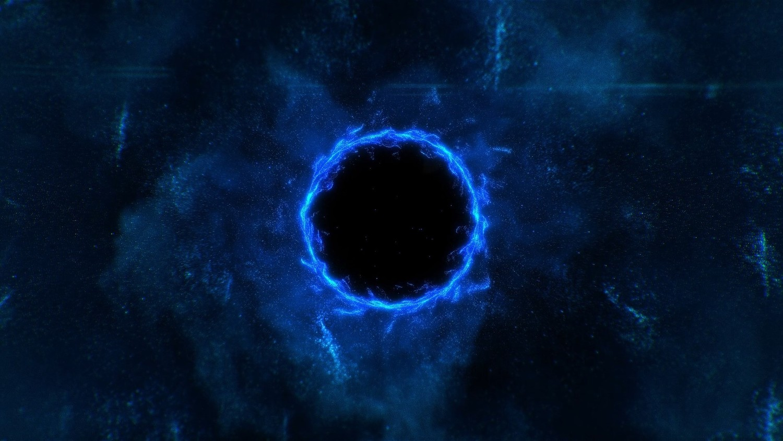 Учеными обнаружена огромная быстродвижущаяся черная дыра