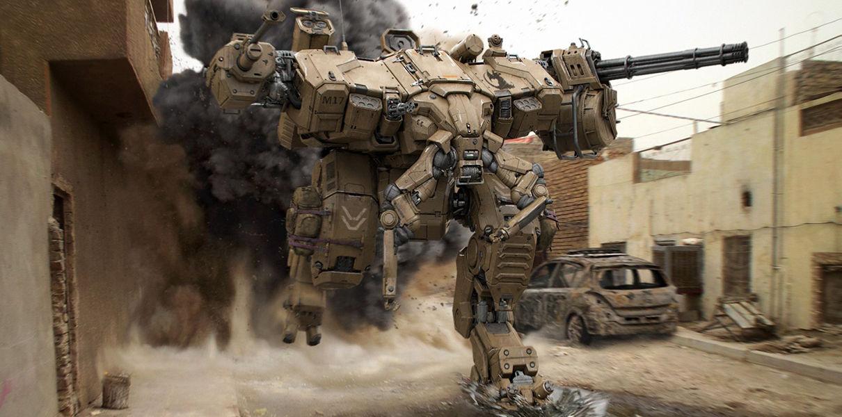 Индия готовит к войне беспилотные танки и боевые роботы