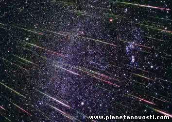 Комета приближается. Ночью пойдёт метеоритный дождь