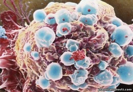 Наночастицы могут стать новым оружием против рака