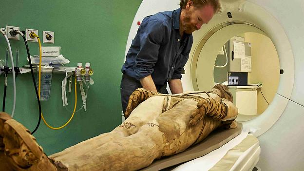 Тайна египетских мумий раскрыта учеными Великобритании