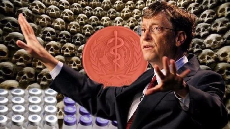 Билл Гейтс подозрительно зачастил с предупреждениями о скорой Глобальной Пандемии