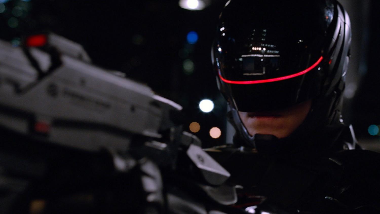 Ученые разработали робота-полицейского