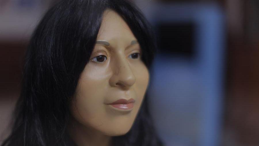 Ученые восстановили внешность женщины, которая жила 3700 лет назад