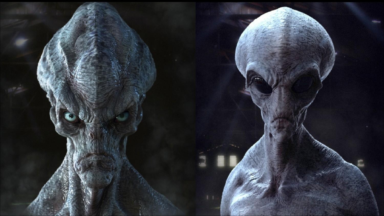 NASA призналось, что инопланетяне существуют