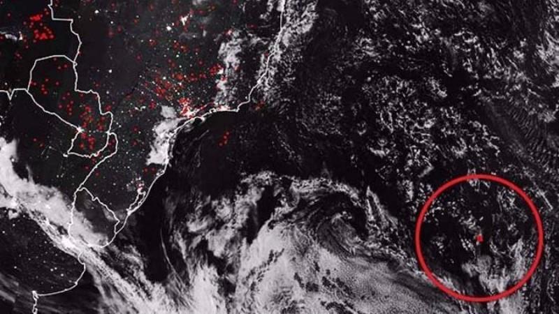НАСА обнаружило в Атлантическом океане тепловую аномалию