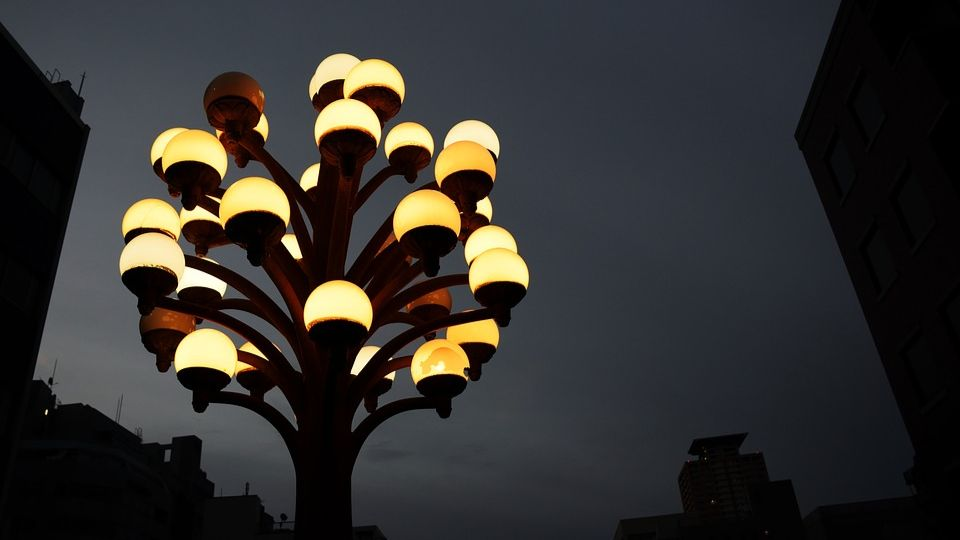 Уличное освещение: особенности, как организовать?
