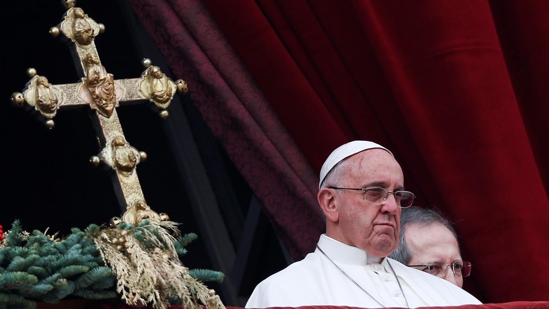 Поцелуй Папы Римского излечил девочку от рака мозга