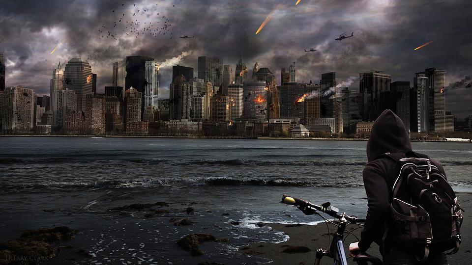 Сенситив Марти Брилен: в ноябре 2018 года начнется Третья мировая война