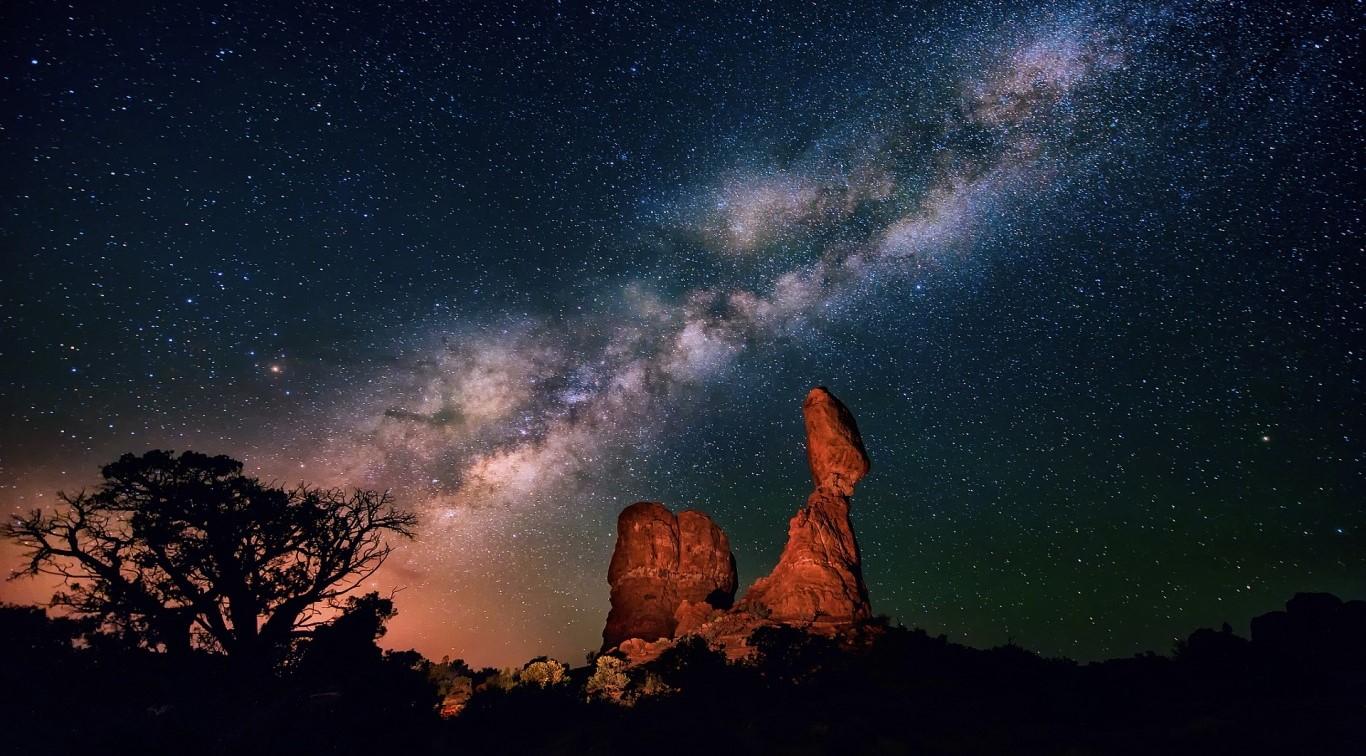 Ученые обнаружили «галактический мост» возле Млечного пути