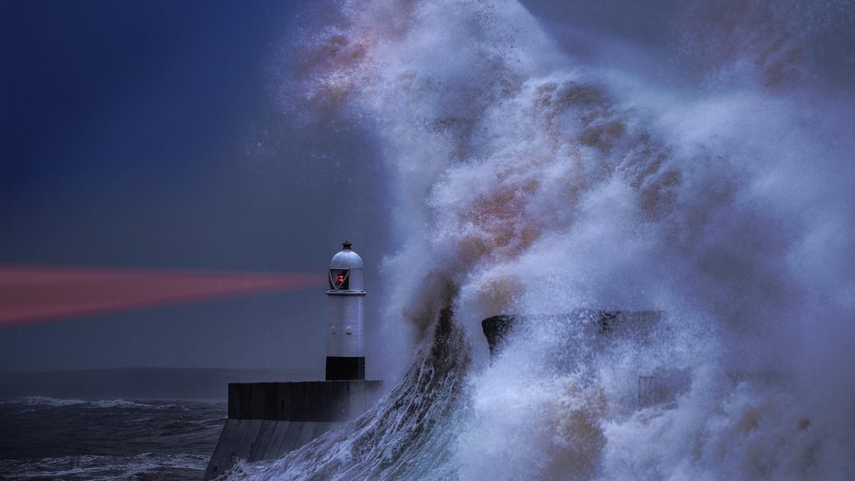 Как в фильме «Послезавтра»: шесть штормов обрушились на Восточноазиатское побережье