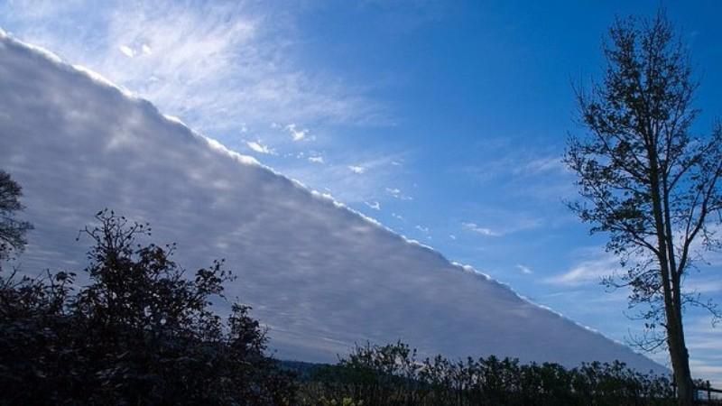 По всему миру появляются квадратные облака: ученые ищут объяснения