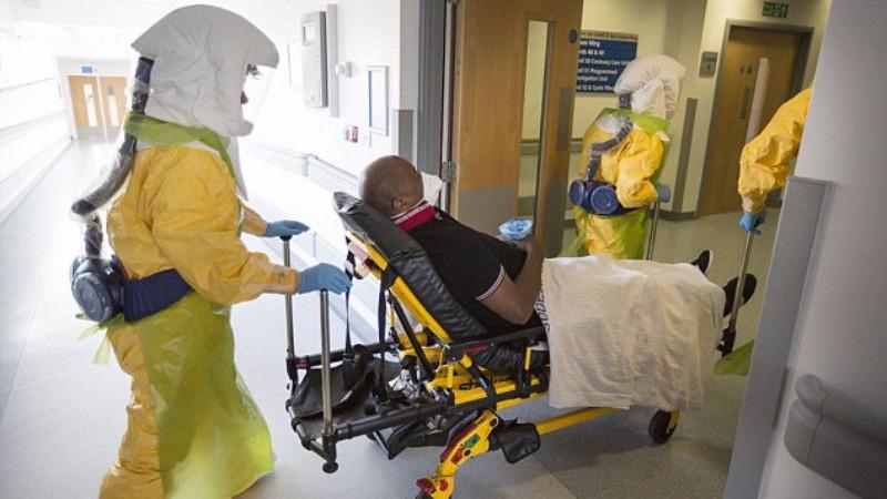 В караване мигрантов, который направляется в США, обнаружен вирус Эбола