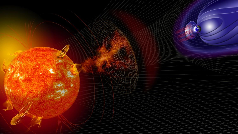 В марте 2017 года на Землю обрушатся три сильнейшие магнитные бури