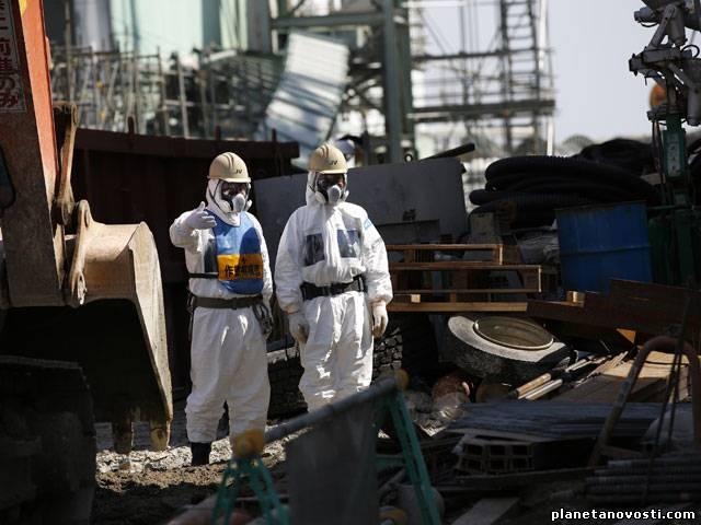 Нанопузыри очистят Фукусиму
