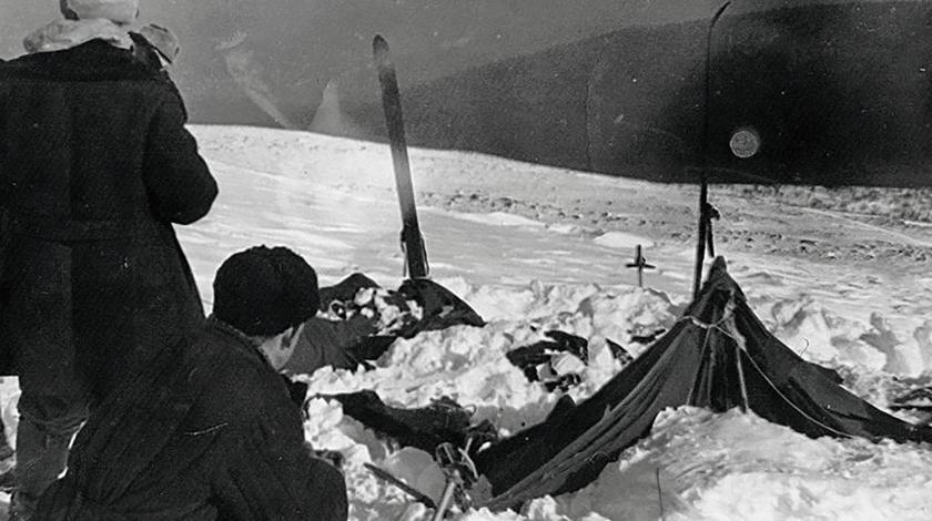 Названа причина гибели туристов на перевале Дятлова в 1959 году