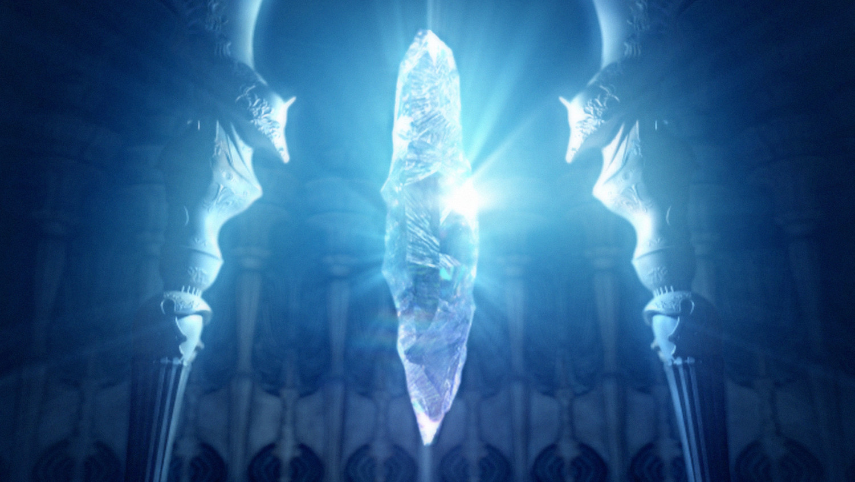 Ученые нашли мифический «кристалл времени»
