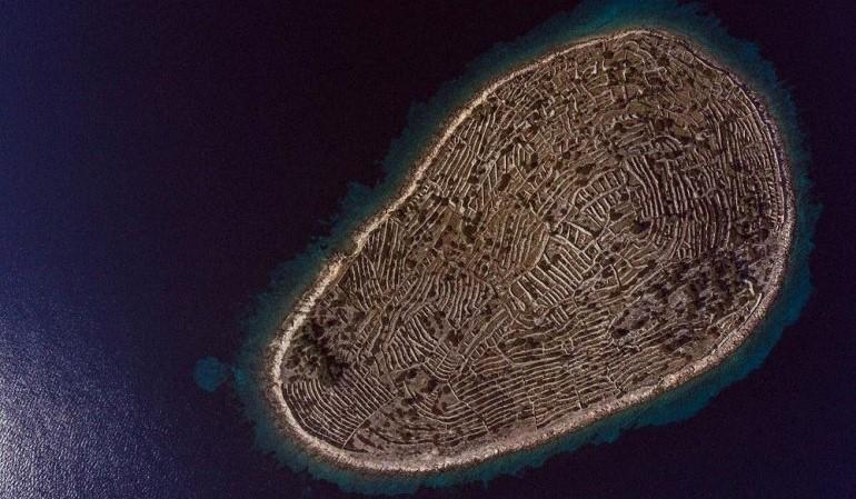 Остров Бальенак — гигантский отпечаток пальца создателя